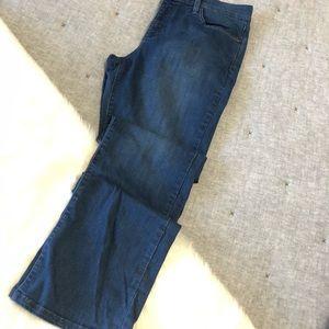 NYDJ straight jeans sz.12